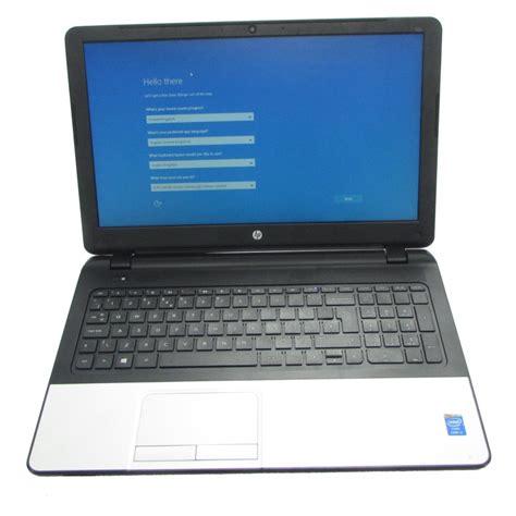 Ram Laptop I3 hp 350 g1 intel i3 4005u 1 7ghz 8gb ram 500gb hdd 15 6 quot windows 10 laptop refurbished laptops