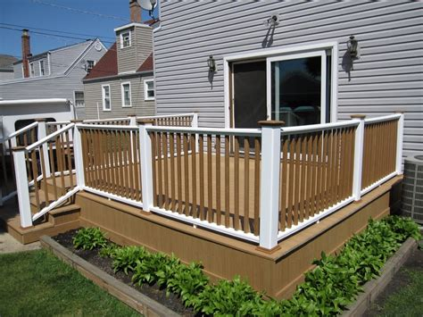 woods home improvements creates beautiful decks for the