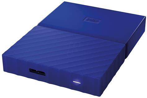 Harddisk Wd Passport 1tb wdbynn0010bbl wd 1tb my passport portable drive blue at reichelt elektronik