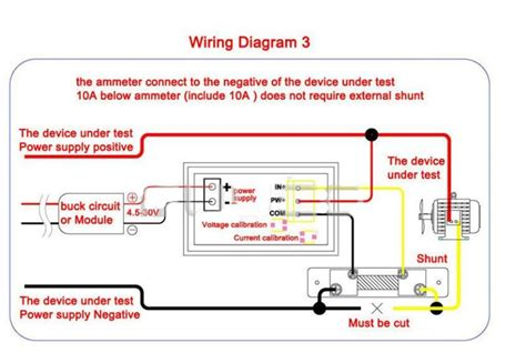 og dc load meter wiring diagram 28 images drok dc