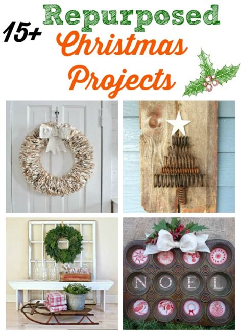 holiday shopping guide farmhouse style knick of time farmhouse friday repurposed christmas decor knick of time