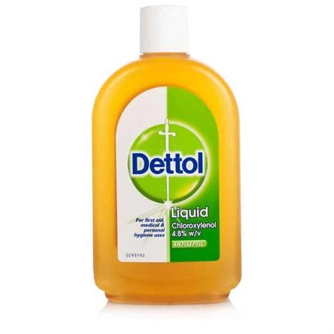 Detol Antiseptik dettol antiseptic liquid disinfectant