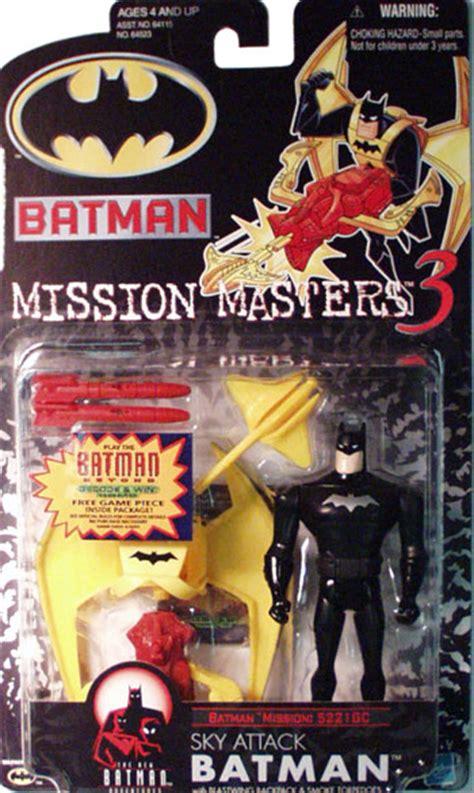 Batman Mission Masters 3 Assault the new batman adventures sky attack batman