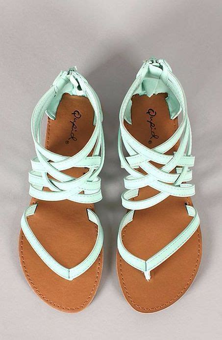 mint colored sandals mint strappy sandals for summer these gorgeous sandals