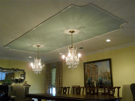 faux painted ceilings tray ceiling faux paint flickr photo