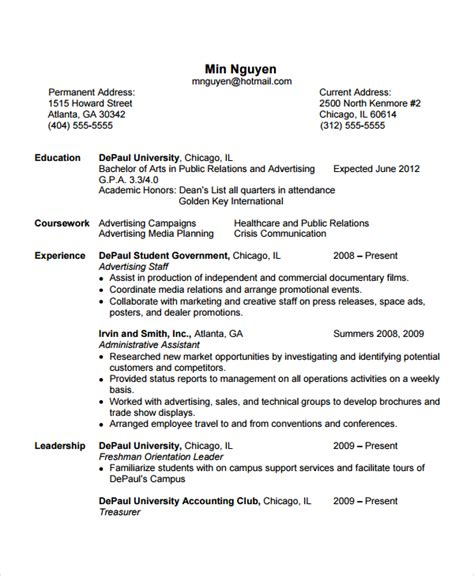 Flight Attendant Resume Objective by 5 Flight Attendant Resume Templates Free Word Pdf