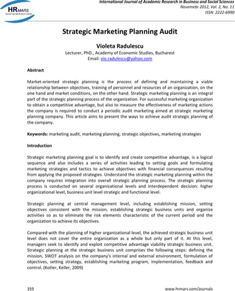 audit strategic plan template strategic plan templates for free formtemplate