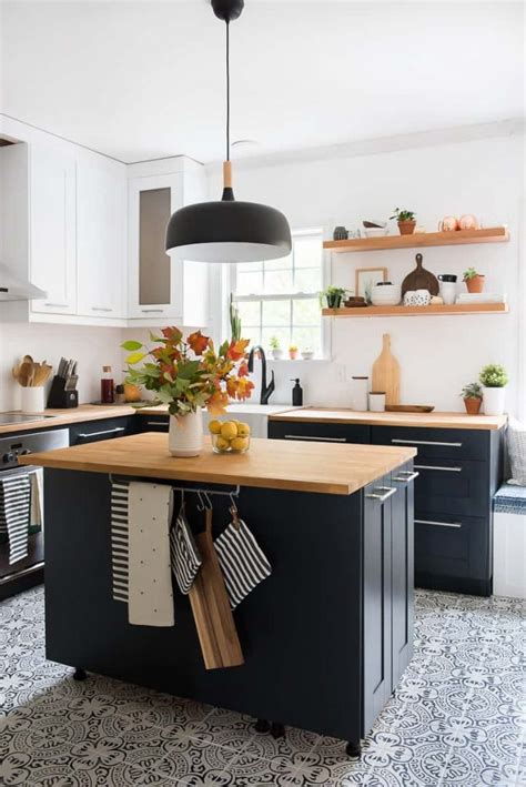 modern jane two tone cabinets reveal friday s faves the happy housie