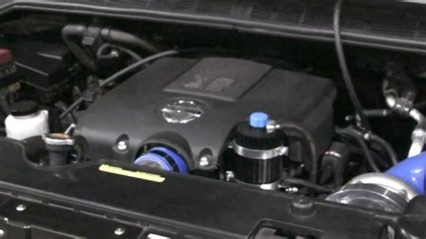 nissan titan turbo kit gtm performance engineering vk56de nissan titan
