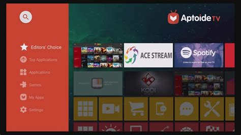 aptoide download for firestick quick start guide to easy android tv box setup