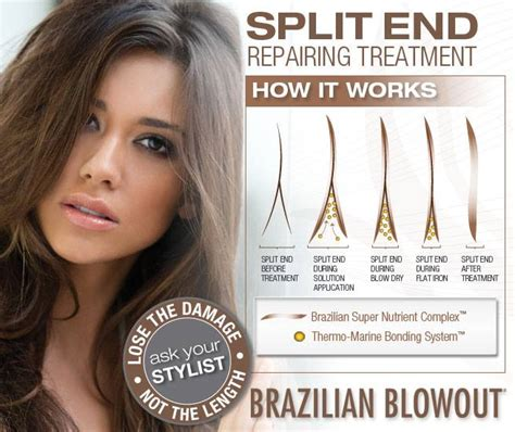 what is a brazilian blowout hair salon the studio