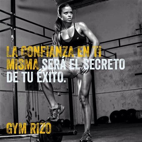 imagenes emotivas de gym recopilaci 243 n frases de motivaci 243 n gym rizo motivation