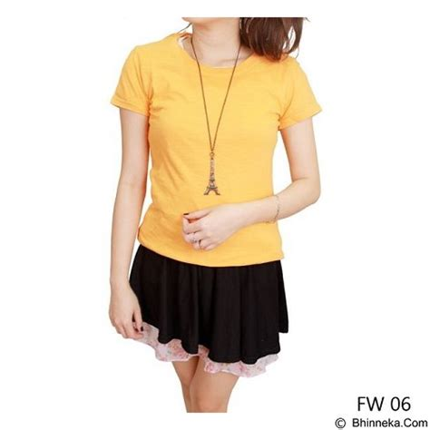 Kaos Wanita Vogue jual gudang fashion kaos wanita size xl fw 06 xl light