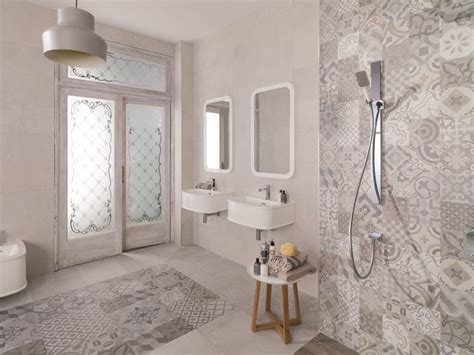 Modern Bathroom Feature Tiles Patterned Feature Tiles Dover Antique Contemporary