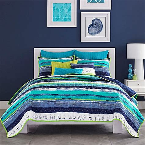 teal coverlet queen j by j queen new york cordoba coverlet in teal bed bath