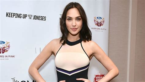 Philanthropy Chair As Director Jenkins Signs Up Gal Gadot Heads To Wonder
