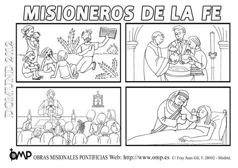 imagenes niños misioneros aventuras con jes 250 s misioneros de la fe