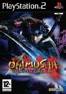 emuparadise onimusha onimusha dawn of dreams usa en ja disc 1 iso