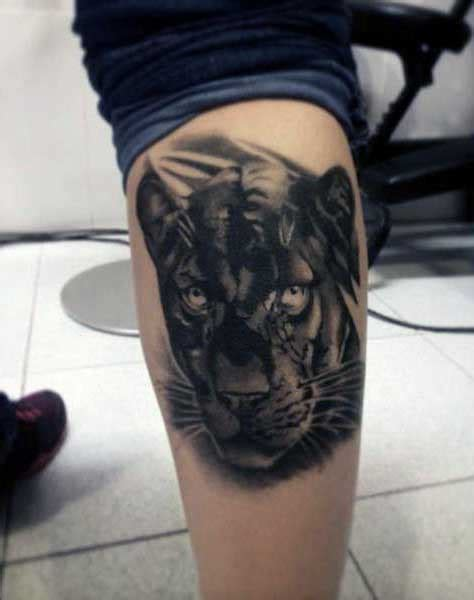 black panther tattoos for men 70 panther designs for cool big jungle cats