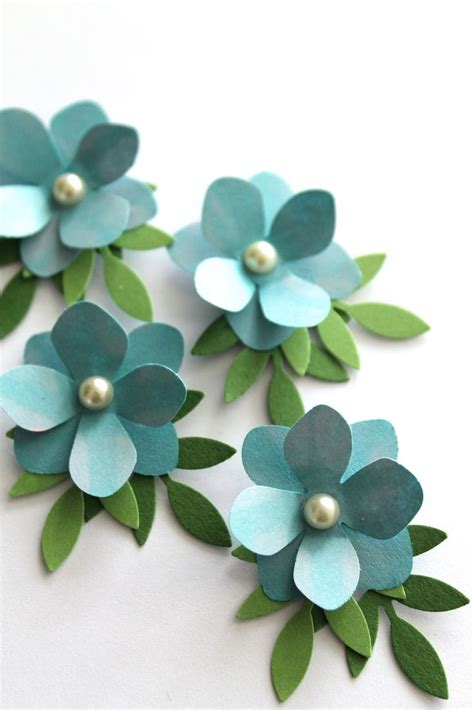 Handcrafted Paper Flowers - handmade paper flowers new flowers