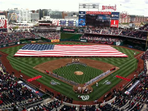 nats park home of the brave and phillie and marlin wtop