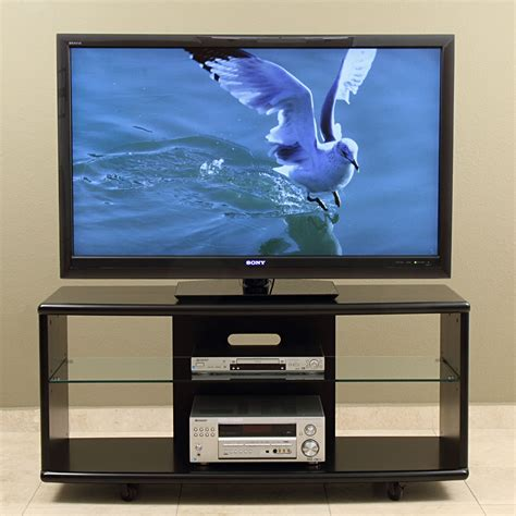 55 inch tv cabinet tv stand cart for up to 55 inch plasma led lcd tvs