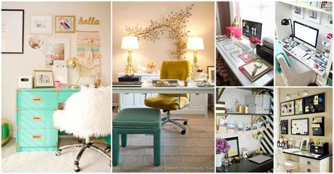 inspiring home decor 20 stylish office decorating ideas for your home