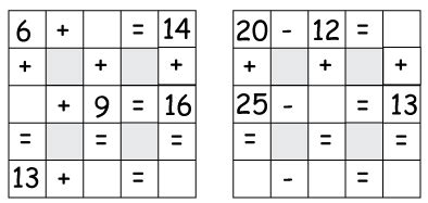 printable number puzzles ks2 printable math puzzles for kids