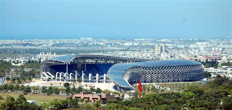 Air 2 Di Taiwan toyo ito a taiwan primo stadio al mondo in grado di produrre autonomamente l energia per funzionare