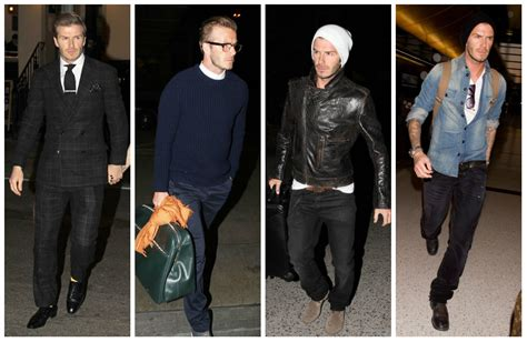 Can David Beckham Make American Athletes More Fashionable how to dress like david beckham the confused dasher