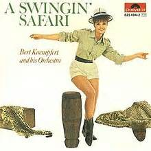 swinging safari song a swingin safari