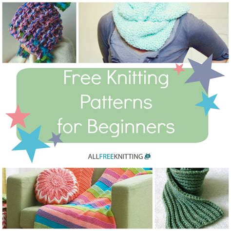 beginning knitting projects knitting for beginners 54 easy knitting patterns