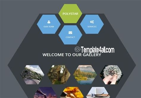 html5 photo gallery template free responsive html5 css3 gallery template