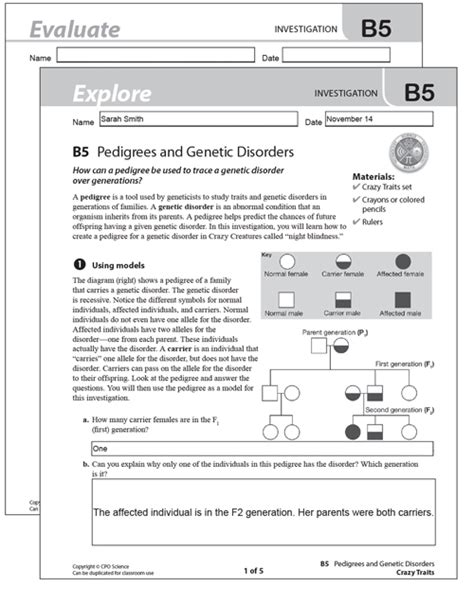 Cpo Physical Science Worksheets by Cpo Science Worksheets Geersc