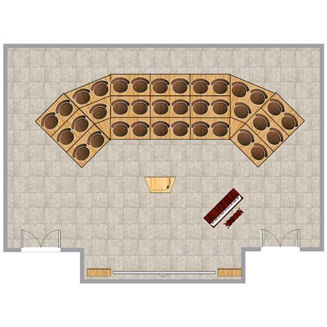 Choir Orchestra Room Plan Choir Seating Chart Template
