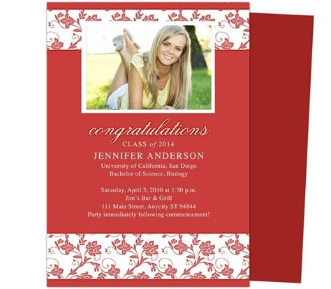 free templates for graduation announcements 2014 graduation invitations 2014 diy www imgkid com the
