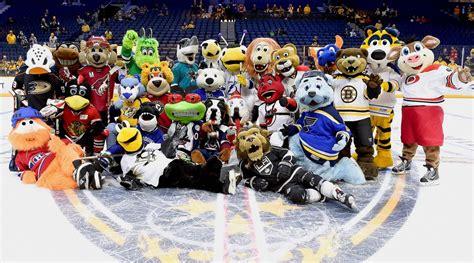 top 10 best nhl mascots