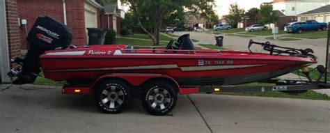 bass cat boats for sale craigslist sold 1996 bass cat pantera ii for sale bass cat boats