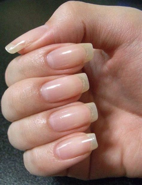 long nail beds 22 best overlay nails images on pinterest manicures