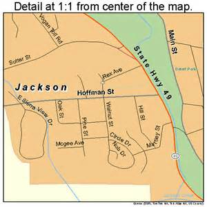 jackson california map jackson california map 0636980