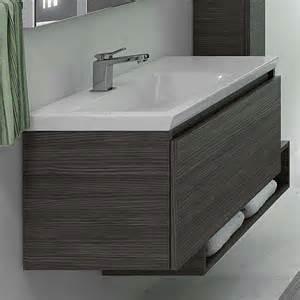meuble de salle de bain 100 cm space plan vasque c 233 ramique
