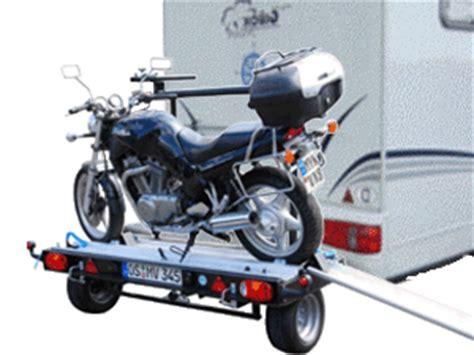 Motorrad Anh Nger F R Wohnmobil by Motorradtr 228 Ger Und Rollertr 228 Ger F 252 R Da Wohnmobil Bei