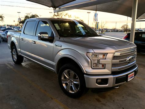 silver ford my 2016 silver ford f150 forum community of ford truck
