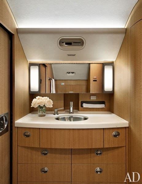 private plane bathroom 17 best images about business jet interiors on pinterest