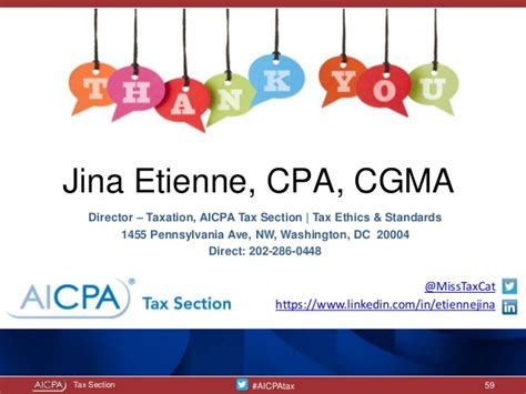 aicpa tax section tailor made tax practice quality controls presented at the