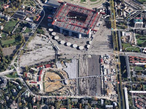 ingresso 7 stadio san siro zona san siro dopo 30 anni la svolta dove sorgeva il