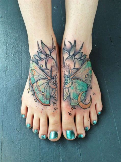 30 cute foot tattoo ideas for girls pretty designs
