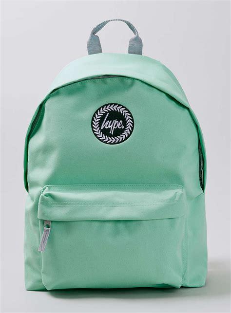 Relaxa Mint Bag Pack Of 3 hype mint green backpack topman