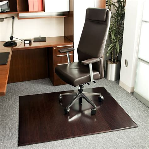 Bamboo Floor Mats For Office by Bamboo Office Mat Bamboo Products Photo