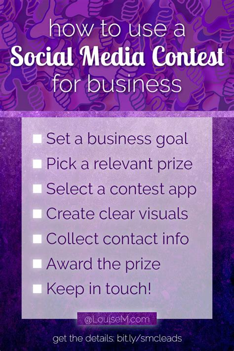 How To Do A Social Media Giveaway - how to use a social media contest to get more leads
